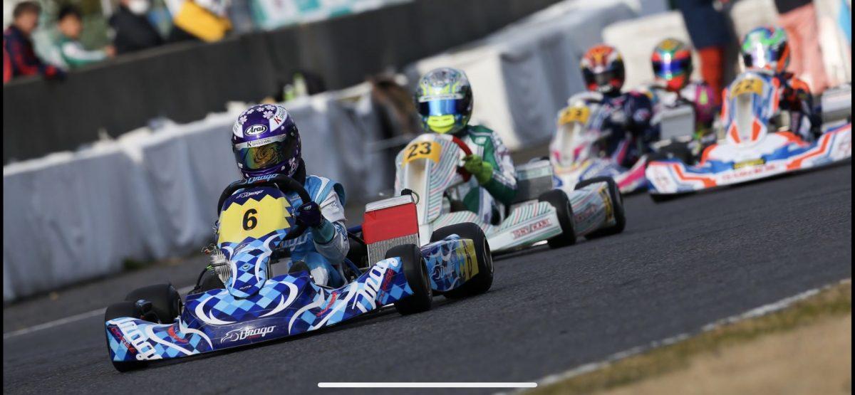 2/23 鈴鹿サーキット国際南コース カートレースインスズカ開幕戦